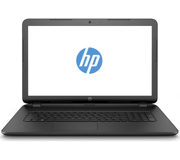 Buy HP 17p150na 17.3quot; Laptop  Black  Free Delivery  Currys