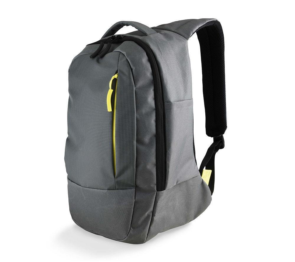 """Image of Goji GGYBP16 15.6"""" Laptop Backpack - Grey"""