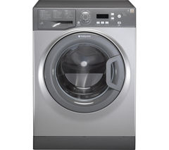 HOTPOINT Aquarius WMAQF641G Washing Machine - Graphite
