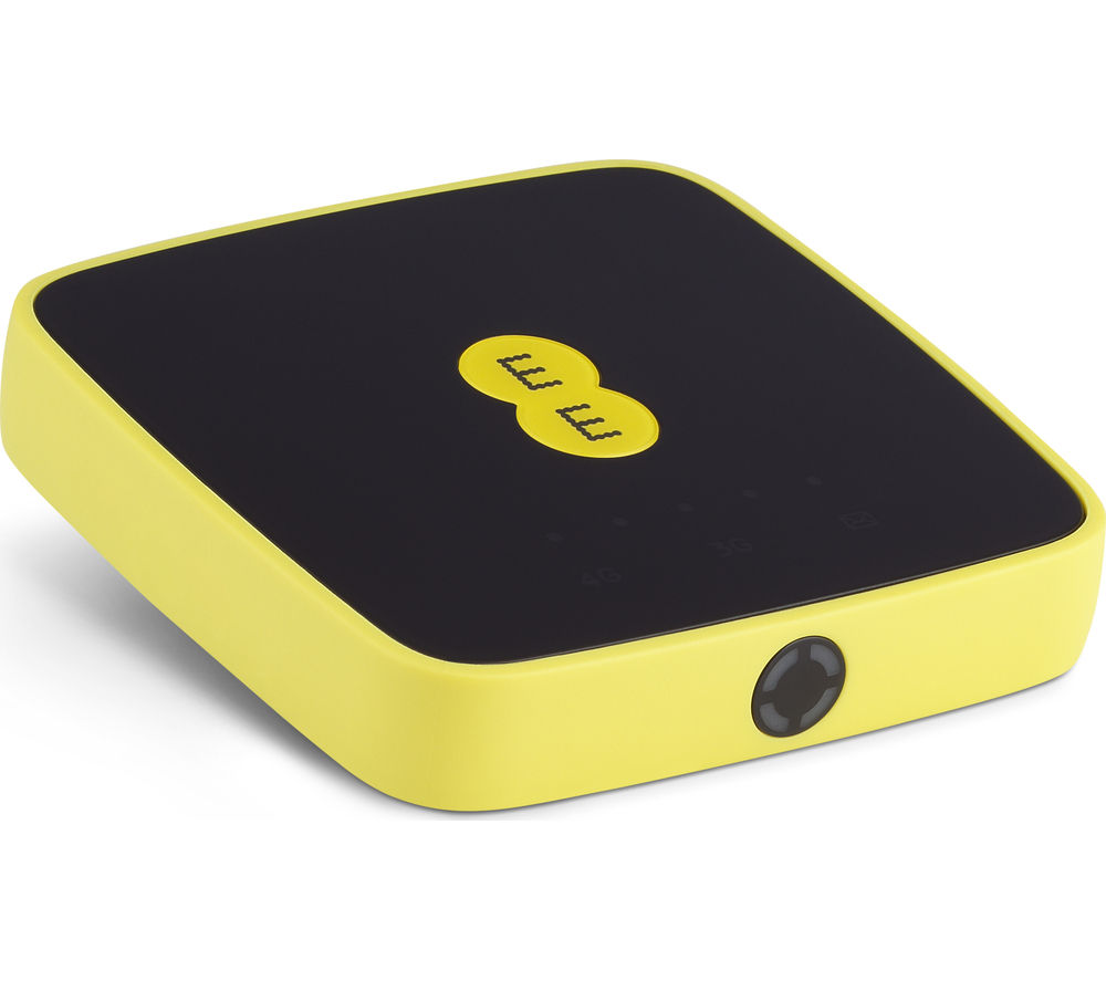 4GEE Mini Pay Monthly Mobile WiFi