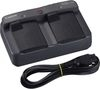 CANON LC-E4N 2-Battery Charger