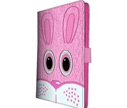 "TABZOO ZOO8RAB 8"" Tablet Folio Case - Rabbit"