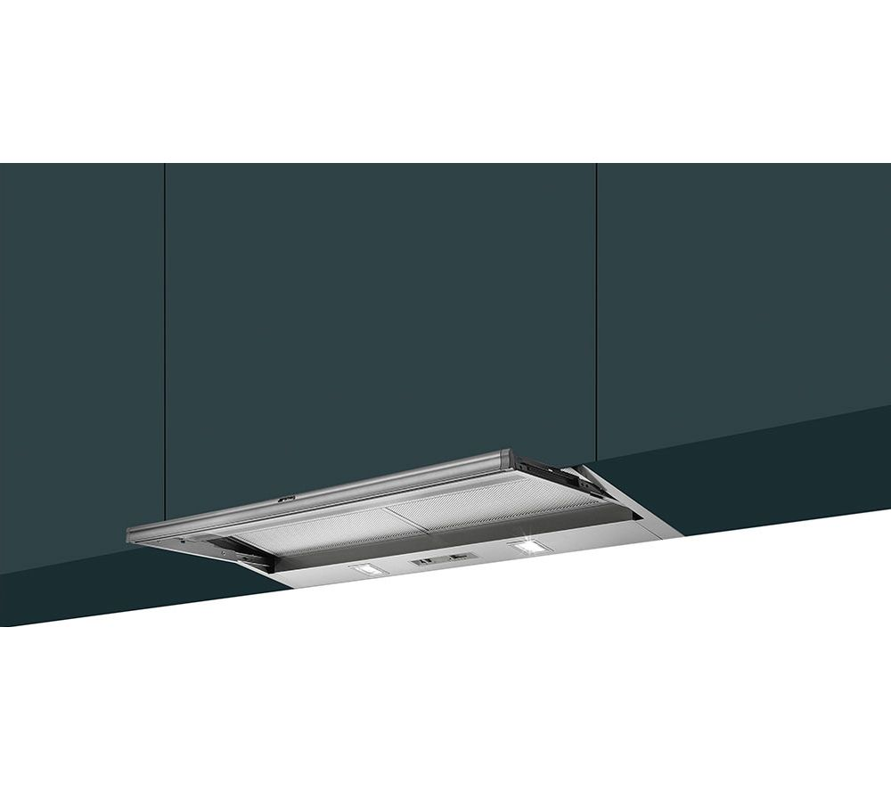 SMEG  KSET56XE Telescopic Cooker Hood  Stainless Steel Stainless Steel