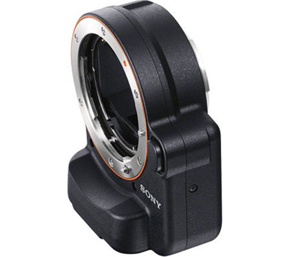 SONY LA-EA4 35 mm Full-frame Adapter - A-mount to E-mount