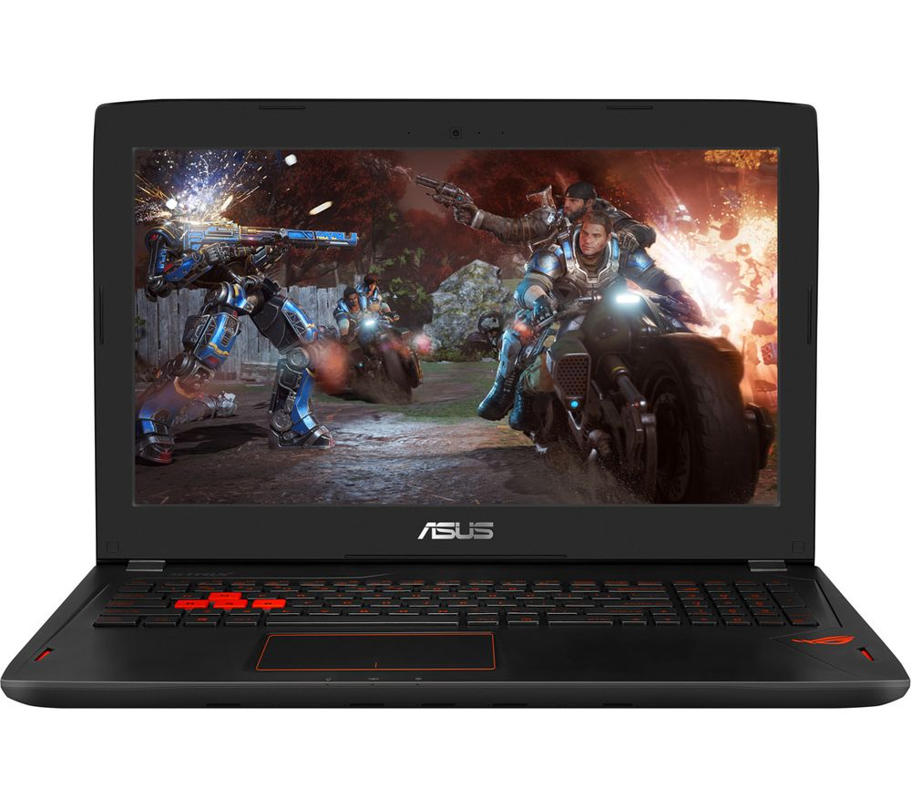 "ASUS Republic of Gamers Strix GL502 15.6"" Gaming Laptop - Black"