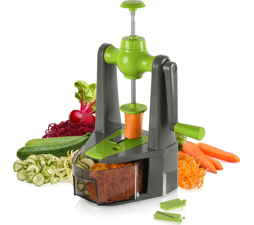 TOWER Health Vertical Spiralizer Review