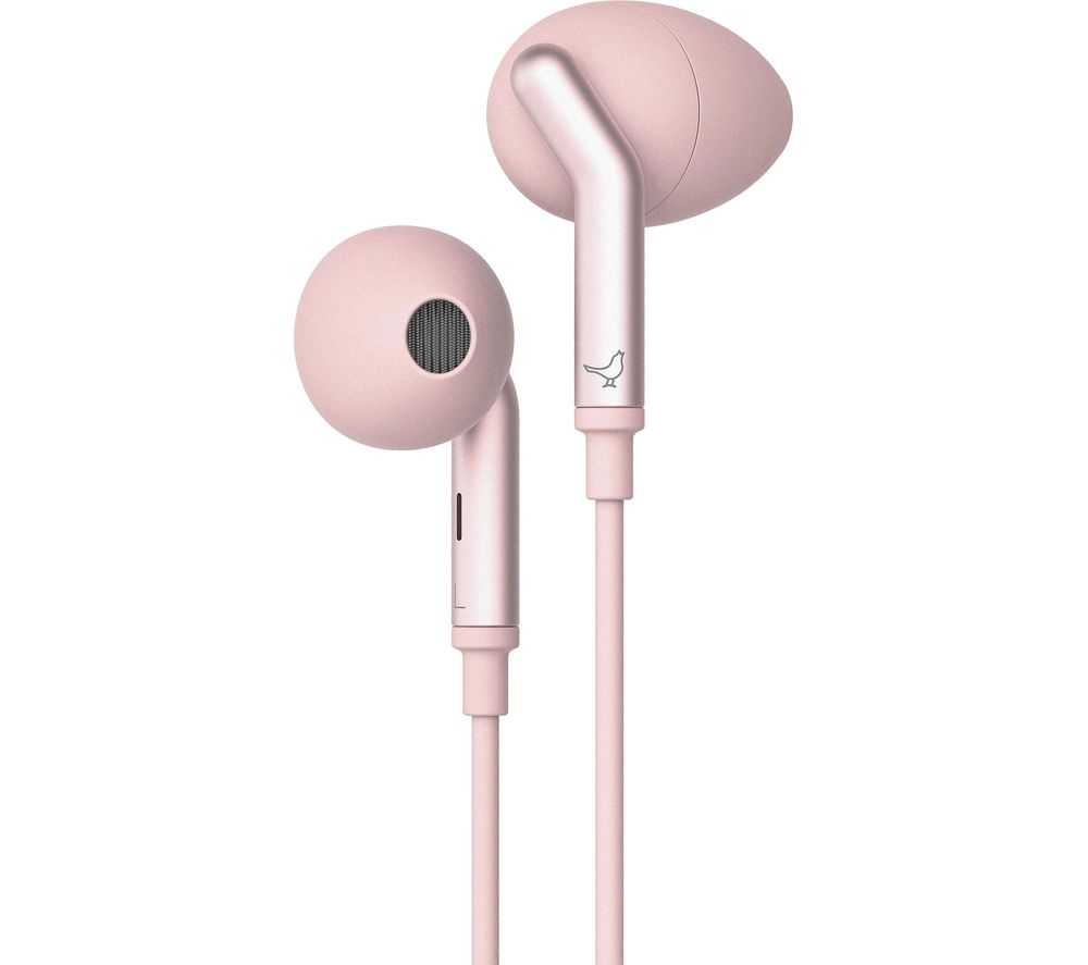 LIBRATONE Q Adapt Noise-Cancelling Headphones - Rose Pink