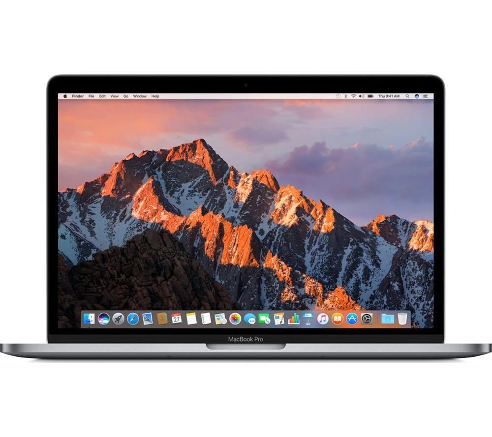 "APPLE MacBook Pro 13"" - Space Grey (2017) + LiveSafe Unlimited 2017 - 1 year"