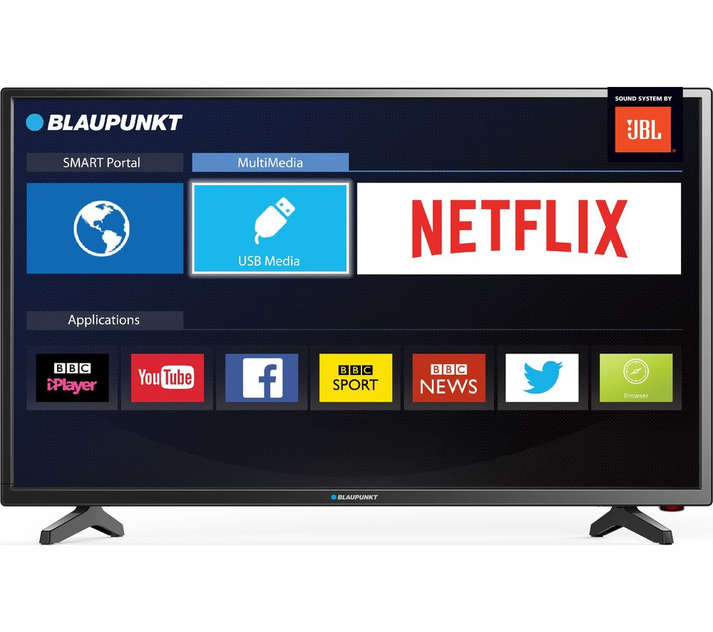 Buy Blaupunkt 40 138mxn 40 Quot Smart Led Tv Free Delivery