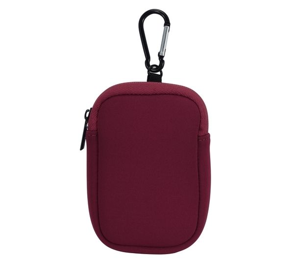 Logik Camera Case - Red, Red