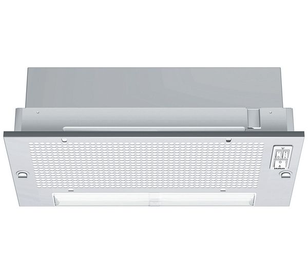 SIEMENS LB23364GB Canopy Cooker Hood - Silver