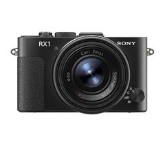 SONY DSC-RX1 High Performance Compact Camera - Black