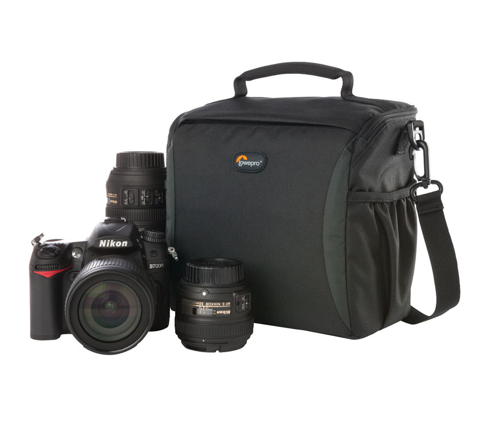 LOWEPRO Format 160 DSLR Camera Bag - Black