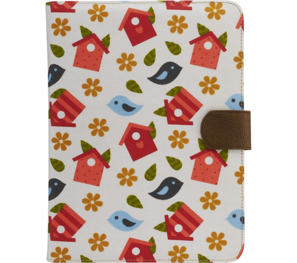"Image of Goji GF10TC13 10"" Universal Tablet Case - Birdhouse"
