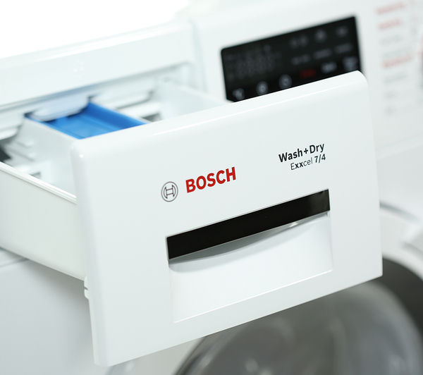 how to use bosch exxcel washer dryer