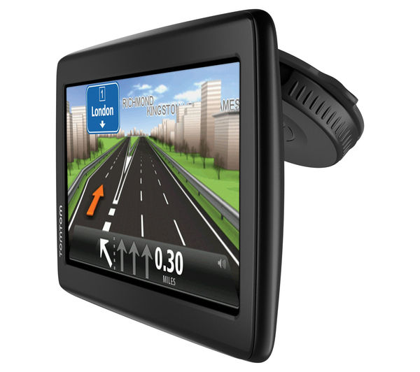 buy tomtom start 25 uk 5 gps sat nav with uk roi maps. Black Bedroom Furniture Sets. Home Design Ideas
