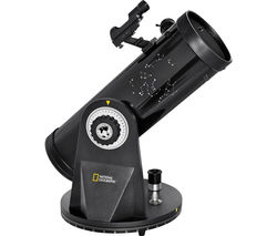 NAT. GEOGRAPHIC 114/500 Compact Reflector Telescope