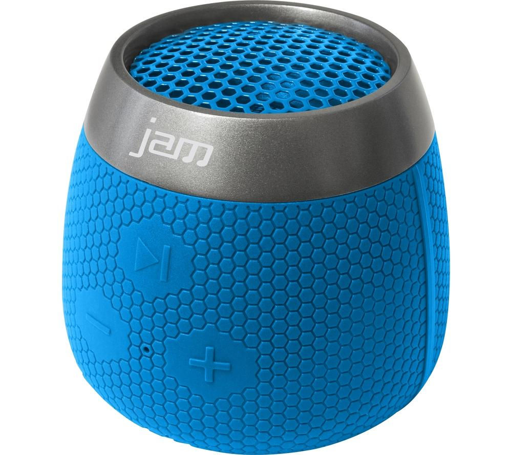 JAM Replay HX-P250BL Portable Wireless Speaker - Blue