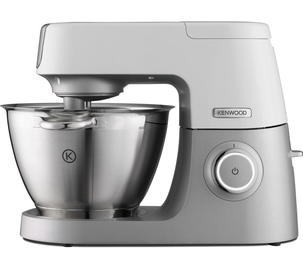 KENWOOD  Chef Sense KVC5000T Stand Mixer  Stainless Steel Stainless Steel