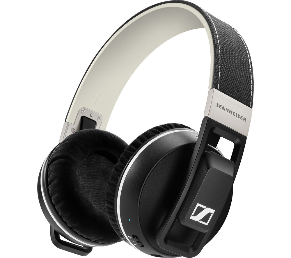 SENNHEISER Urbanite XL Wireless Bluetooth Headphones - Black