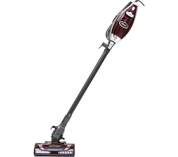 shark rocket hv320ukt upright bagless vacuum cleaner silver