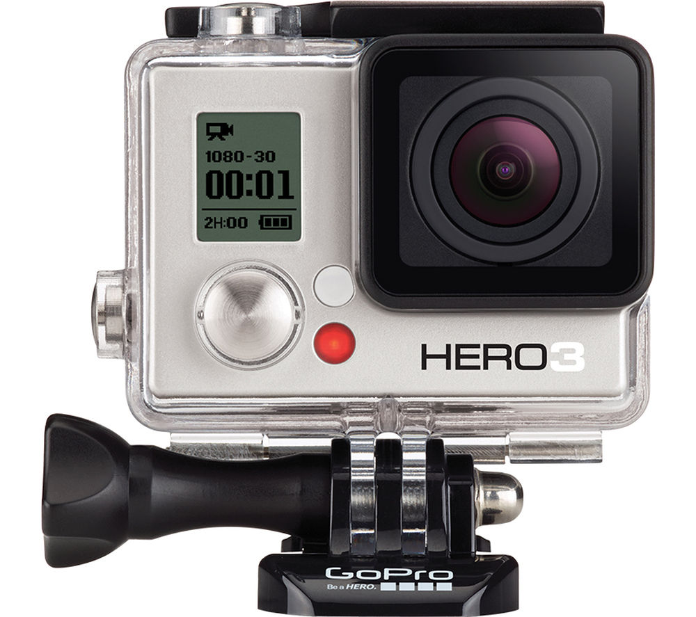 Buy GOPRO Hero 3 Action Camcorder