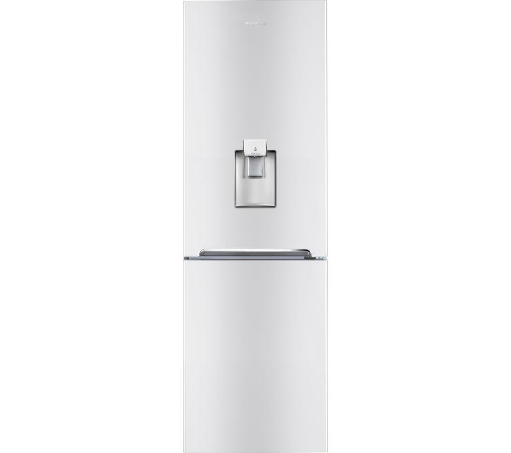 DAEWOO  RN37DW Fridge Freezer  White White