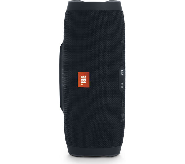 Image of JBL Charge 3 Portable Wireless Speaker - Black