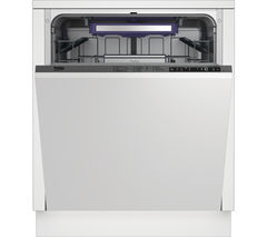 BEKO DIN29X31 Full-size Integrated Dishwasher
