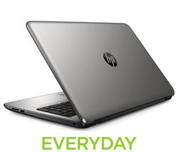 "HP 15-ay168sa 15.6"" Laptop with Latest 7th Gen Intel® Core™ i7 Processor  - Silver"