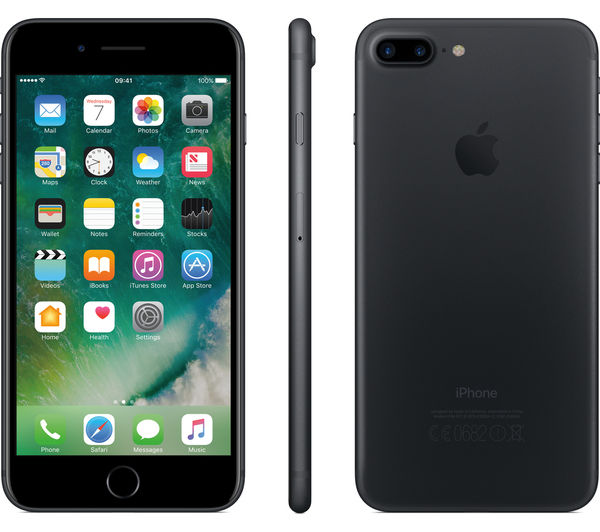 iphone 7 plus matte black front. iphone 7 plus black 256gb iphone matte front n