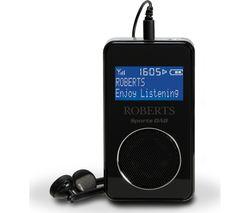 ROBERTS SportsDAB6 Portable DAB+ Radio - Black