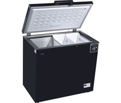 LOGIK L200CFB17 Chest Freezer - Black