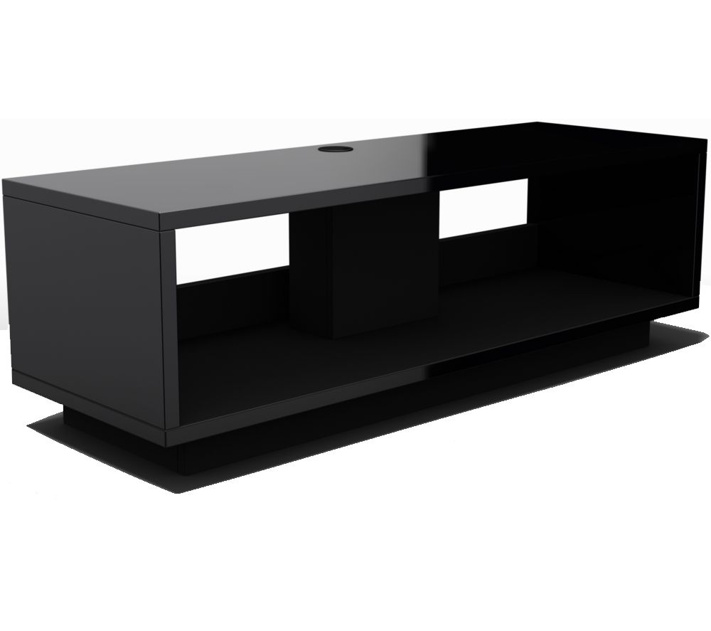 buy schnepel varic 2 0 tv stand black matte free delivery currys. Black Bedroom Furniture Sets. Home Design Ideas