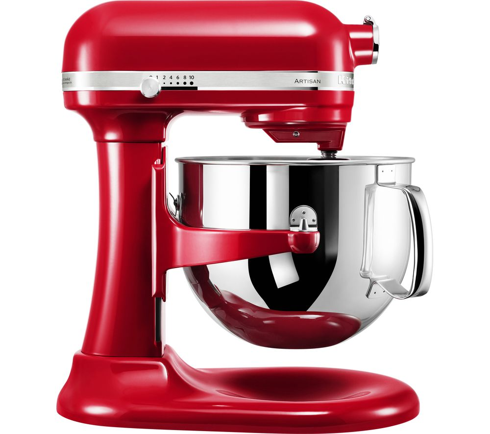 Buy Kitchenaid Artisan 5ksm7580xber Stand Mixer Empire Red Free Delivery Currys