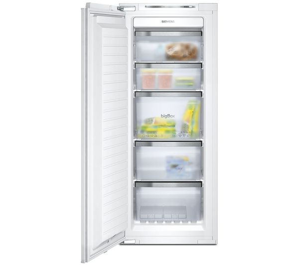 SIEMENS iQ500 GI25NP60 Integrated Tall Freezer