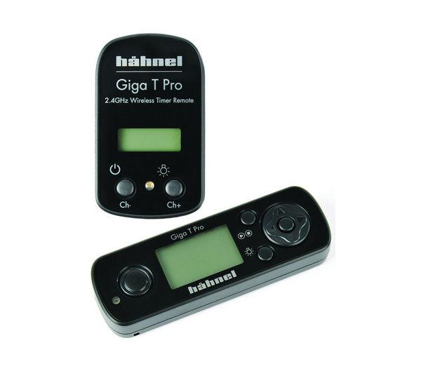 HAHNEL Giga T Pro II Wireless Timer Remote