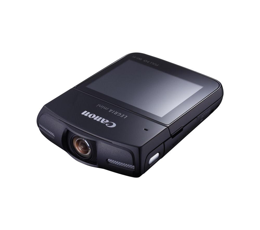 Image of Canon LEGRIA Mini Full HD Camcorder - Black, Black