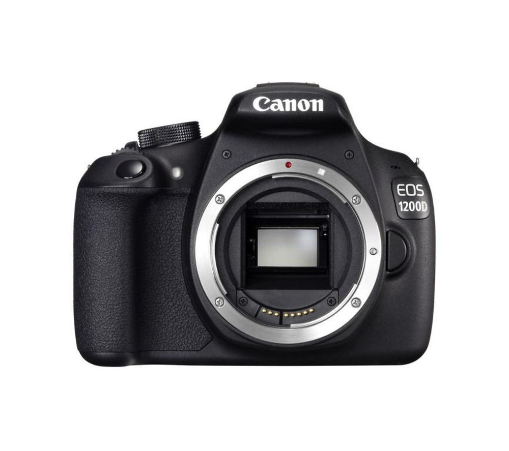 CANON EOS 1200D DSLR Camera - Body Only