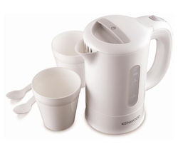 KENWOOD JKP250 Travel Kettle - White