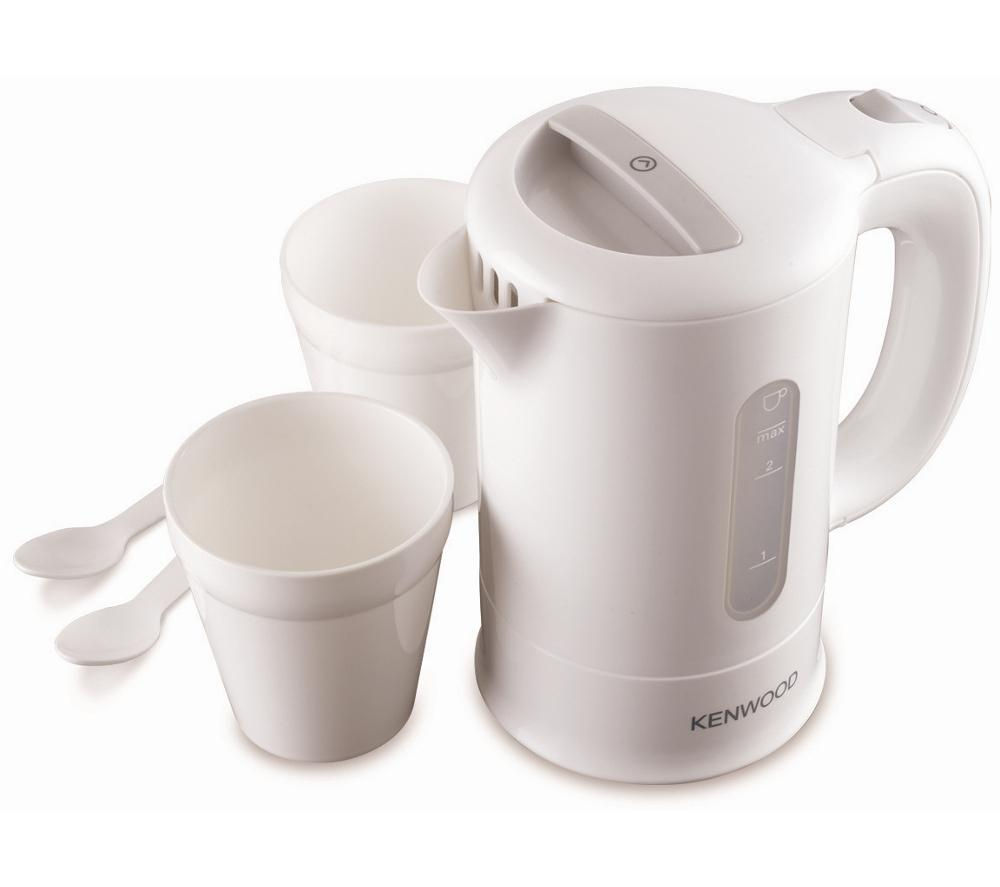 KENWOOD  JKP250 Travel Kettle  White White