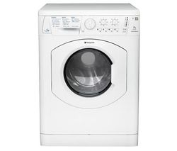 HOTPOINT WDL540P Washer Dryer - White