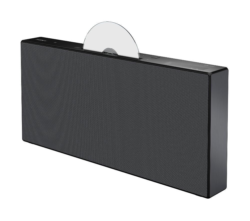 Sony CMTX5CDBB.CEK Wireless Flat Panel HiFi System  USB Connector Black