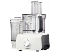 KENWOOD FDP613 Multipro Food Processor - White