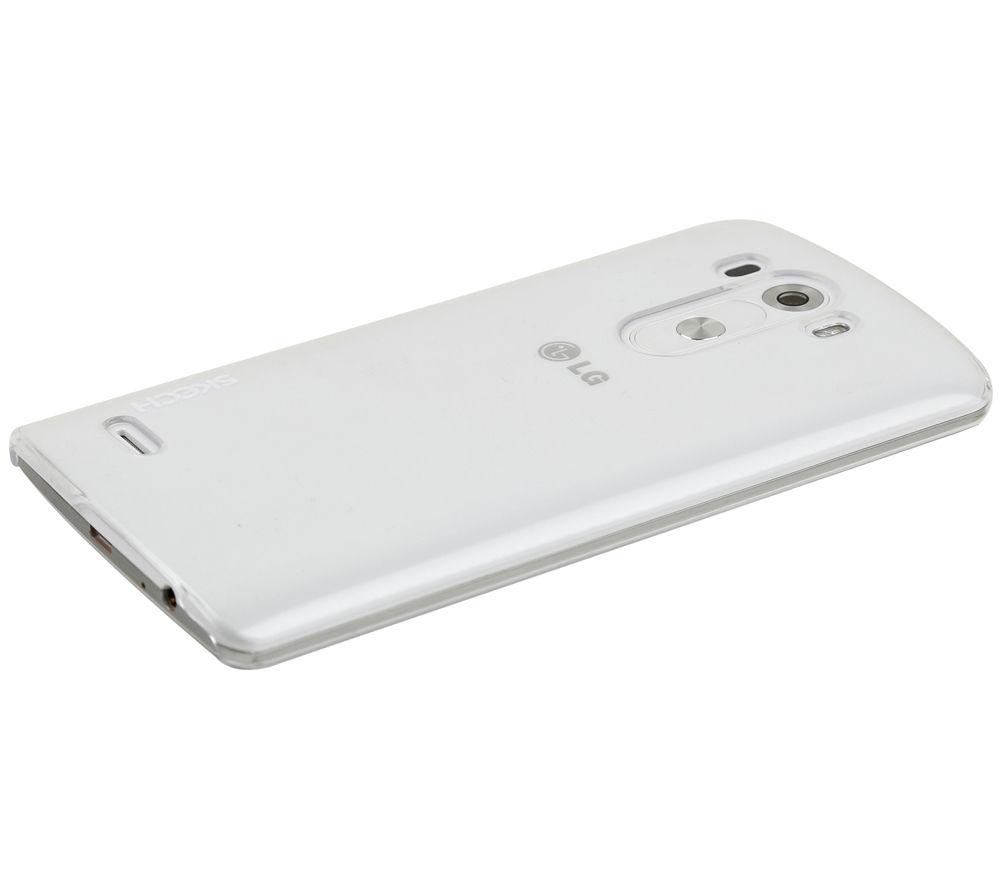 SKECH SKLG3SLCLR LG G3 Case - Clear