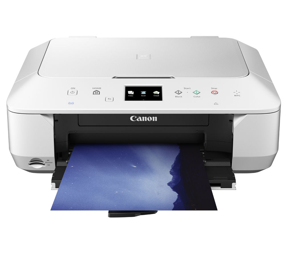 CANON Pixma MG6650 All In One Wireless Inkjet Printer