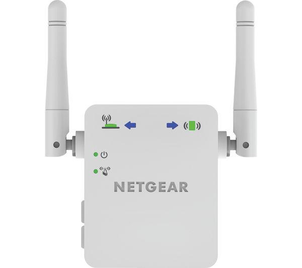 netgear wn3000rp 200uks wifi range extender n300 deals pc world