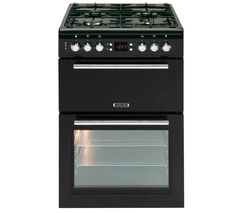 LEISURE AL60GAK Gas Cooker - Black
