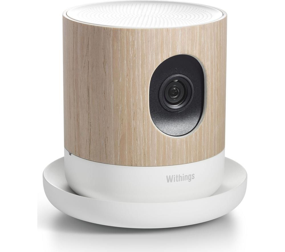 WITHINGS Home WBP02 Wireless Home Security Camera