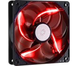 COOLERMASTER SickleFlow R4-L2R-20AR-R1 120 mm Case Fan - Red LED